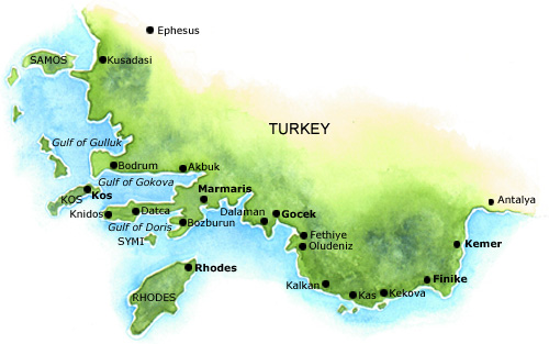 About Marmaris – Marmaris Turkey